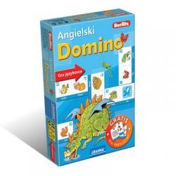 Granna - Angielski - Domino obrazkowe