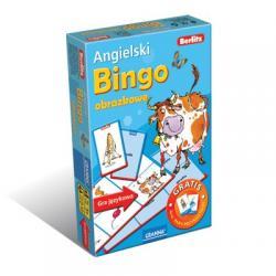 Granna - Angielski - Bingo obrazkowe