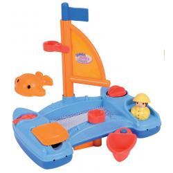 Simba Baby - Katamaran , łódka zabawka do kąpieli