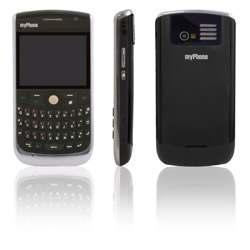 myPhone 9025TV MOON - najnowszy biznesowy Dual SIM z klawiaturą QWERTY