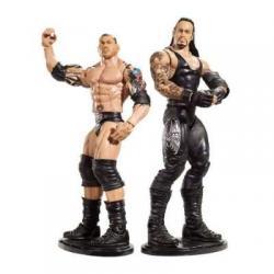 WWE Mattel Series 6 Zestaw Dwóch Figurek