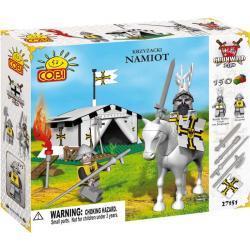COBI Namiot Krzyżacki