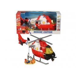 Dickie Helikopter ratunkowy Duży