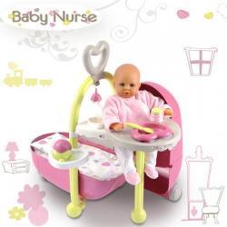 Smoby Baby Nurse Opiekunka - Zestaw Walizka opiekunki