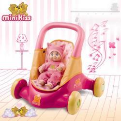 Smoby Wózek Spacerówka Mini Kiss
