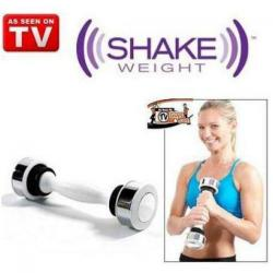 SHAKE WEIGHT RUCHOME HANTLE CIĘŻARKI HIT TV