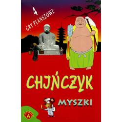 Chińczyk, Myszki - 2 gry