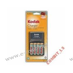 Ładowarka Kodak K620 + 4 akumulatory AA 2100 NiMH