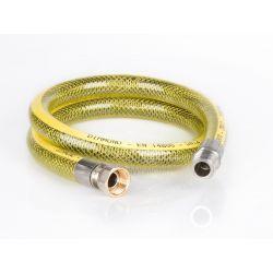 """Wąż gazowy ⌀ 1/2"""", dł. 2000 mm, WZ"""