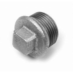 "Ocynkowany korek ⌀ 1 1/2"" Rury i kształtki"