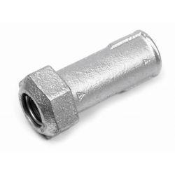 """Ocynkowana złączka ⌀ 1"""" z zaciskiem jednostronnym wzmocnionym Baterie łazienkowe"""