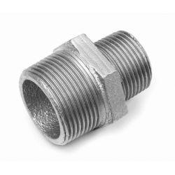 """Ocynkowany nypel redukcyjny ⌀ 1"""" × 1/2"""" Rury i kształtki"""