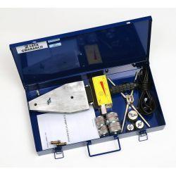 Narzędzia do zgrzewania polipropylenu, moc: 1400 W Narzędzia