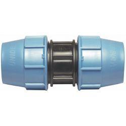 Złączka polietylenowa, ⌀ 20 mm × 20 mm Rury i kształtki