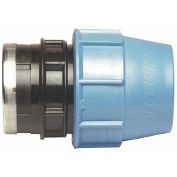 """Złączka polietylenowa, ⌀ 50 mm × 1 1/2"""" GW Rury i kształtki"""