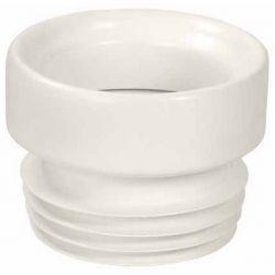 Złącze proste do WC, ⌀ 110 mm, z tworzywa Zawory