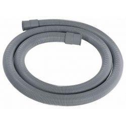Rura odpływowa do pralki, długość: 100 cm Zawory