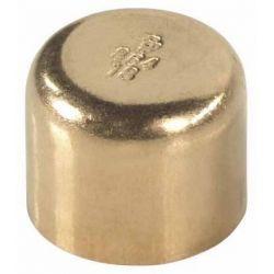 Zaślepka miedziana do lutowania, ⌀ 18 mm Rury i kształtki