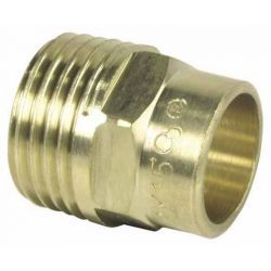 """Złączka do miedzi, ⌀ 28 mm × 1"""" GZ Rury i kształtki"""