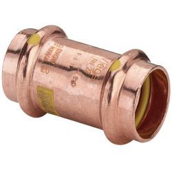Mufa miedziana zaciskana do gazu, ⌀ 18 mm × 18 mm Rury i kształtki