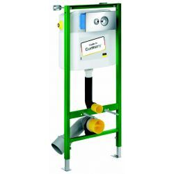 Stelaż Viega Eco Plus + szpilki + przycisk For Style 10 Łazienka i toaleta