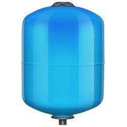Naczynie przeponowe do wody użytkowej, 5 litrów Zawory