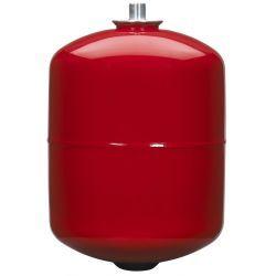 Naczynie przeponowe do centralnego ogrzewania, 18 litrów Rury i kształtki