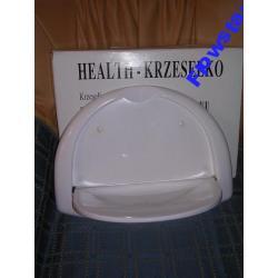 Krzesełko skadane do kabiny HEALTH NOWE!!!