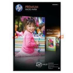 HP Papier 10 x 15cm HP blyszczacy Premium Photo 240 g m2 60 ark [q1992a]