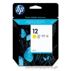 HP Wkład żółty HP nr 12 55 ml [c4806a]