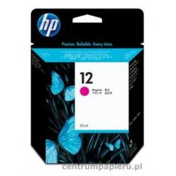 HP Wkład purpurowy HP nr 12 55 ml [c4805a]