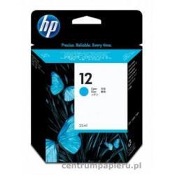 HP Wkład błękitny HP nr 12 55 ml [c4804a]