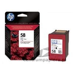 HP Wkład fotograficzny HP nr 58 17 ml [c6658ae]