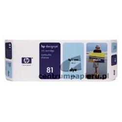 HP Wkład jasnobłękitny HP nr 81 680 ml [c4934a]