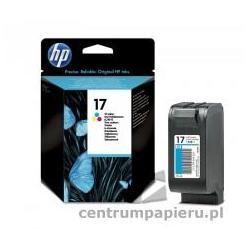 HP Wkład kolorowy HP nr 17 15 ml [C6625AE]