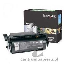Lexmark Toner czarny LEXMARK 12A6860 10.000 kopii [12A6860]