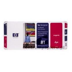 HP Głowica purpurowa gniazdo czyszczące HP nr 81 [c4952a]