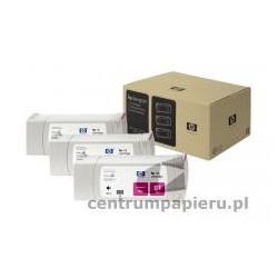 HP Zestaw 3x purpurowy wkład HP nr 81 3 x 680ml [c5068a]