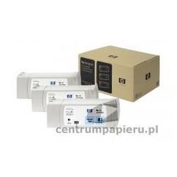 HP Zestaw 3x jasnobłękitny wkład HP nr 81 3 x 680ml [c5070a]