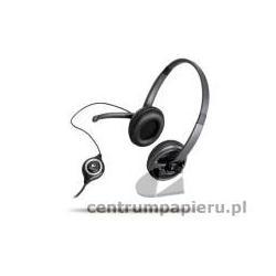 Logitech Słuchawki Logitech Premium Stereo USB Headset 350 [980369-0914]