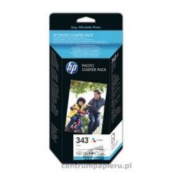 HP Wklad kolorowy HP nr 343 Papier Foto 60 ark. 10x15 [Q7948EE]
