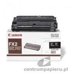 Canon Toner czarny CANON FX-2 4000 kopii [1556A003]
