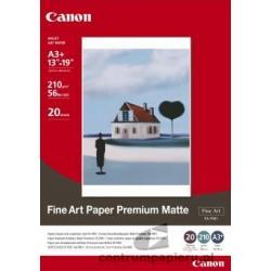 Canon Papier CANON FA-PM1 Fine Art Papier Premium Matte 20ark A3 [1263B007]