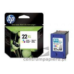 HP Wklad kolorowy HP nr 22XL do 415 str. [C9352CE]