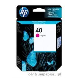 HP Wkład purpurowy HP nr 40 42 ml [51640me]