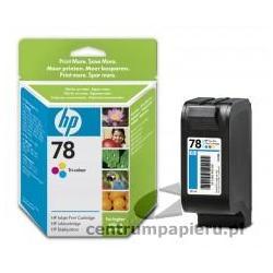 HP Wkład trójkolorowy HP nr 78 38 ml [C6578AE]