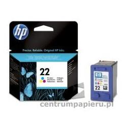 HP Wklad trójkolorowy nr 22 5 ml [ C9352AE]