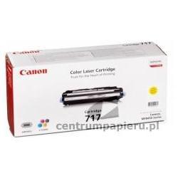 Canon Toner żółty CANON 717 do 4000 kopii [2575B002]