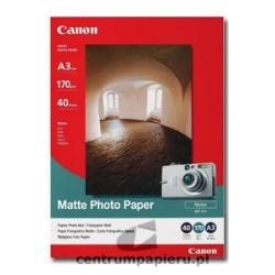 Canon Canon Matte Photo Paper MP-101 170 g m2 40ark. A3 [MP-101 A3]