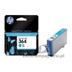 HP Wkład błękitny HP nr 364 do 300 kopii [CB318EE]